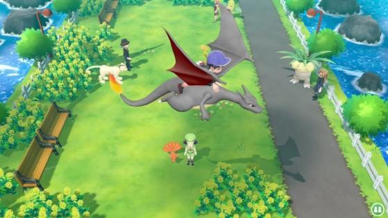 Dracaufeu - Pokemon GO
