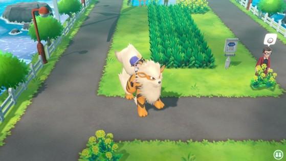 Arcanin - Pokemon GO