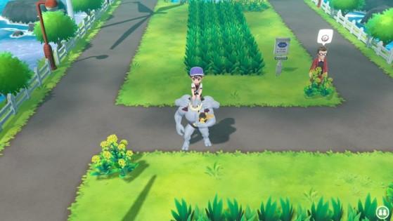 Mackogneur - Pokemon GO