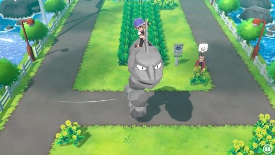 Onix - Pokemon GO