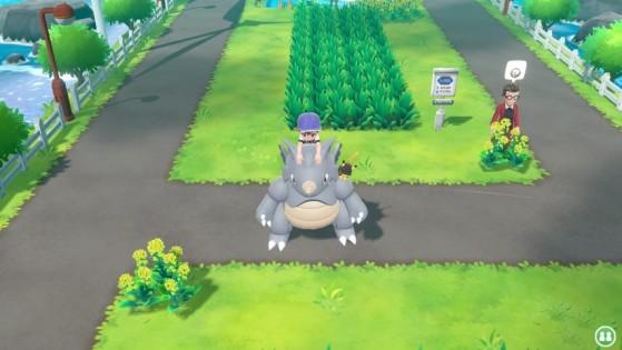Rhinoféros - Pokemon GO