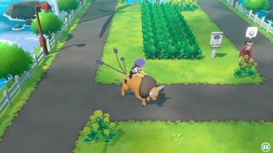Tauros - Pokemon GO