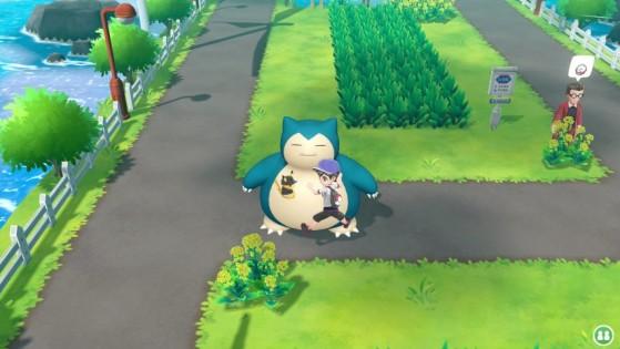 Ronflex - Pokemon