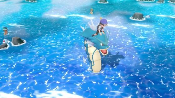 Léviator - Pokemon GO