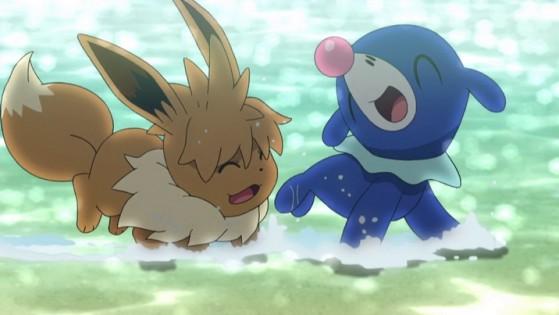 Résumé de l'épisode Pokémon SM099