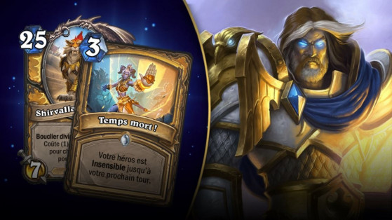 Hearthstone Deck : Guide Paladin OTK Shirvallah