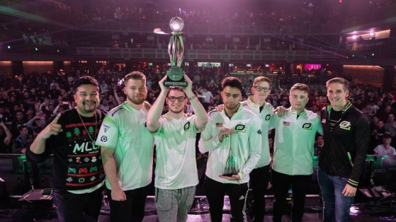 Black Ops 4 : OpTic Gaming remporte la CWL Las Vegas