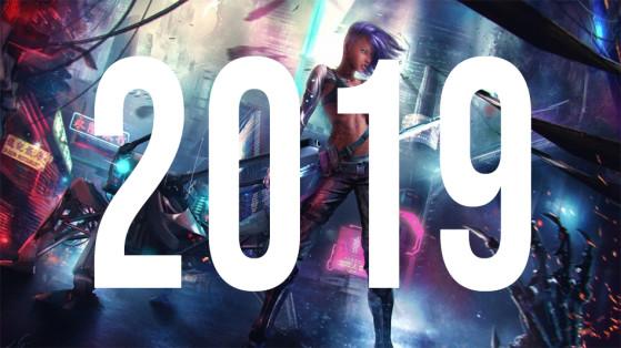 Année jeu vidéo, prévisions 2019 : L'aube d'une nouvelle ère ?
