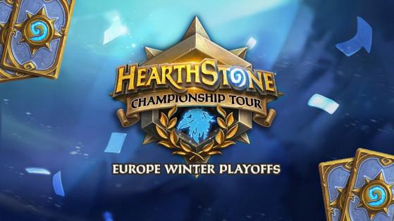 Hearthstone : Decks Playoffs Winter Europe 2018, lineup, decklists