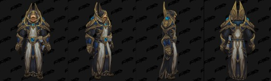 Set élite Tissu - World of Warcraft
