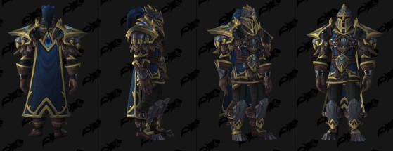 Set élite Mailles - World of Warcraft