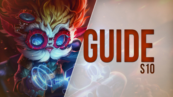 Guide LoL Heimerdinger, Top, S10