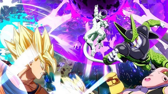 Dragon Ball Legends : Top Yellow Counter Team, jaune