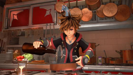 Guide Kingdom Hearts 3 : Mini-jeux, activités annexes
