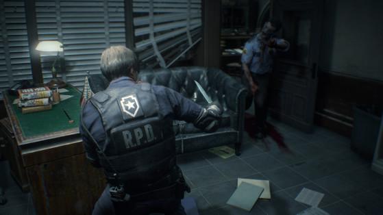 Guide Resident Evil 2 Remake : Armes et améliorations, où les trouver
