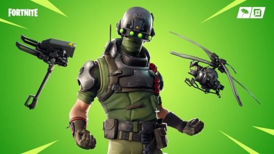 Boutique Fortnite du 25 janvier