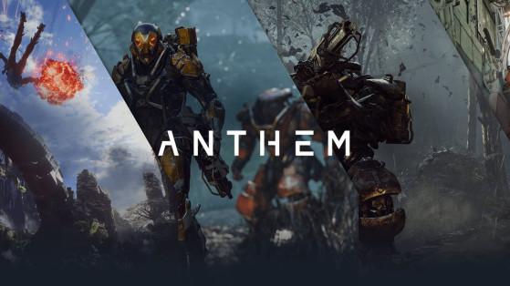 Anthem : Patchs, mise à jour, calendrier des événements, game calendar