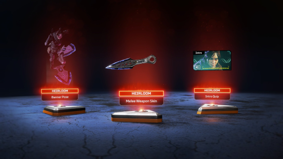 Set Héritage - Apex Legends