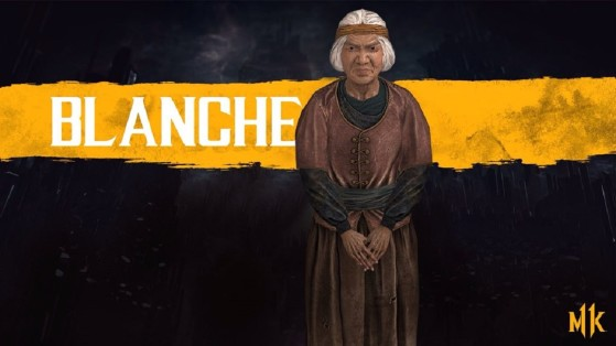 Mortal Kombat 11 : Blanche et Sony Blade