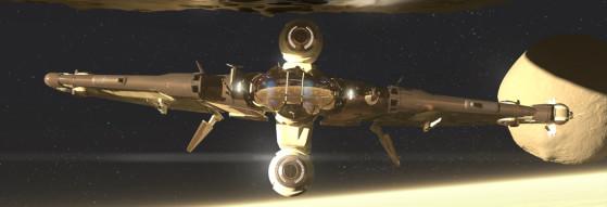 Le Reliant Sen, un des nouveaux vaisseaux disponible sur cette 3.5 - Star Citizen