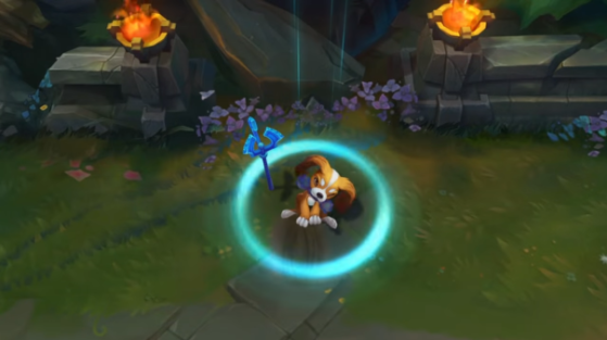 Premier aperçu de Furry Fizz - League of Legends