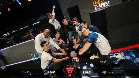 Lyon Esport - Tournoi LoL : Suivi, programme, classement, résultats