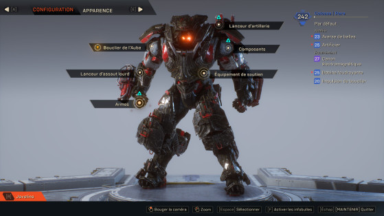 Guide Anthem : Build Colosse, équipement, builds colossus