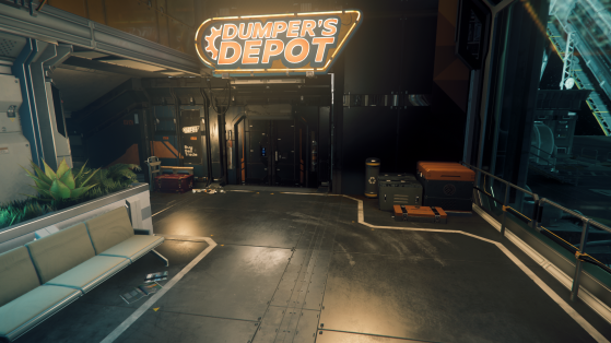 Dumper's Depot - Star Citizen