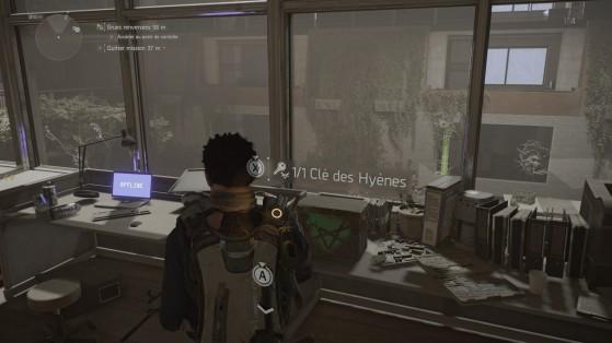 Guide The Division 2 : Clé, caches Hyènes, Parias, True Sons, arme exotique