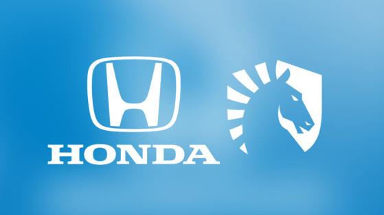 League of Legends : Team Liquid s'associe avec Honda