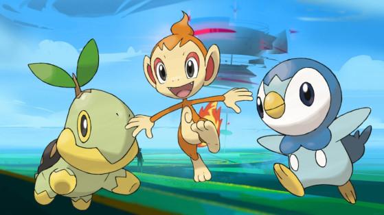 Pokémon GO : Comic Con Utrecht, Tortipouss, Ouisticram, Tiplouf