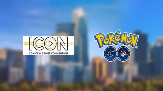 Pokémon GO : Icon Comic & Games Convention, événement