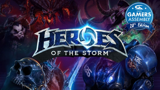 HotS, Heroes of the Storm : Tournoi Gamers Assembly 2019