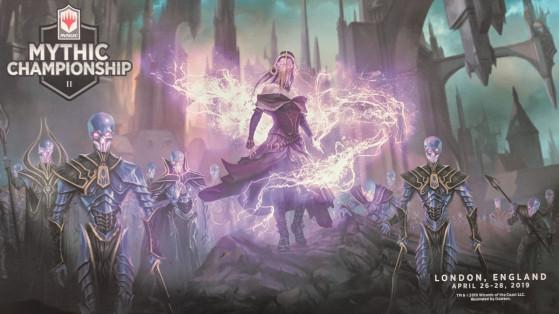 Magic Arena, MTGA : Mythic Championship II, London, War of the Spark