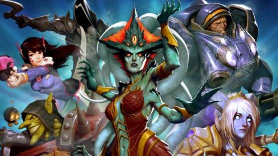 Blizzard ne sera pas présent à la Gamescom 2019 à Cologne