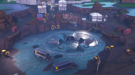 Epic aurait-il osé mettre dans son jeu une vault figurative ? - Fortnite : Battle royale