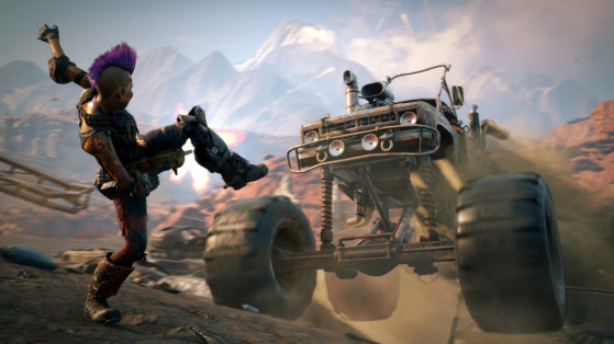 RAGE 2 : configurations PC