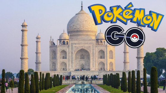 Pokemon GO : proposition Pokéstops, Inde