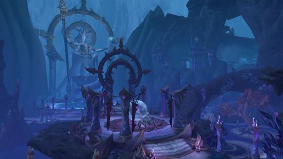 1. La Confluence des marées, au Nord - World of Warcraft