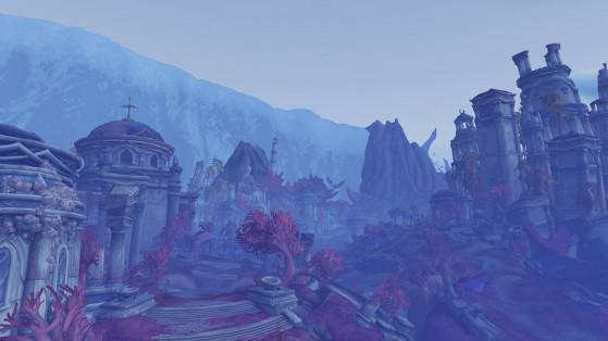 2. Zin'azshari, au Nord-Est - World of Warcraft