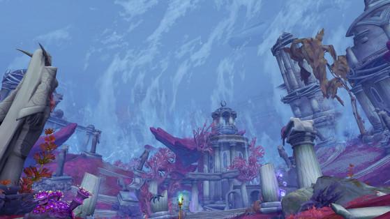 3. La Flèche de Lemor'athra, au Sud-Est - World of Warcraft