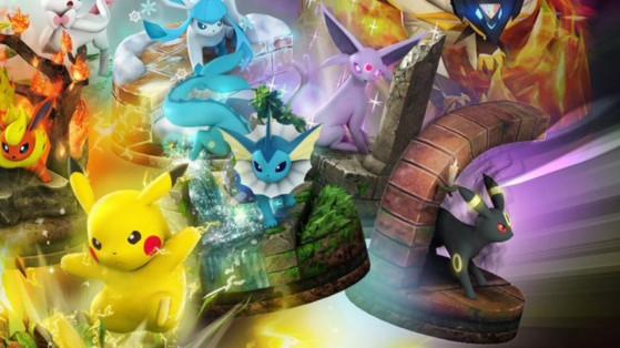Pokemon Duel : Patch du 13 Mai, nouvelles figurines