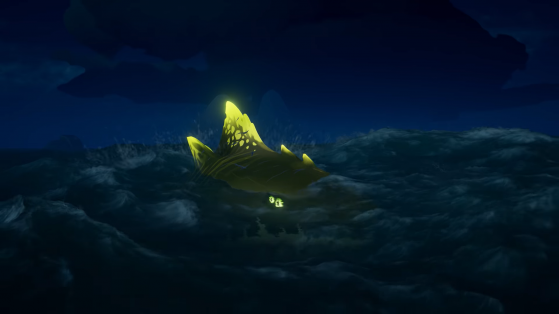 The Ancient Terror - Sea of thieves