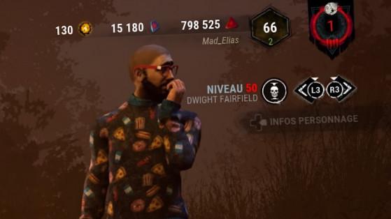 Dead by Daylight : Guide survivant, la progression du rang