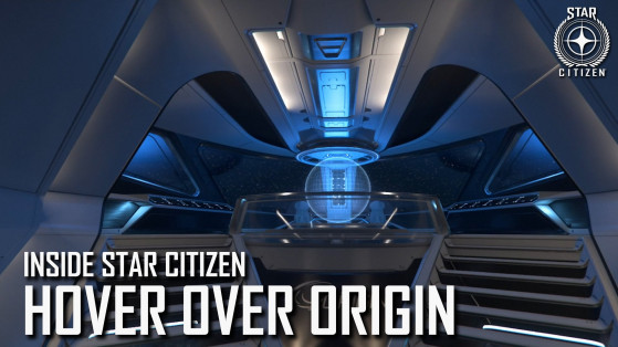 Inside Star Citizen : Hover Over Origin