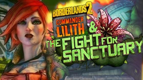 Test DLC Borderlands 2 :  Commander Lilith & The Fight for Sanctuary
