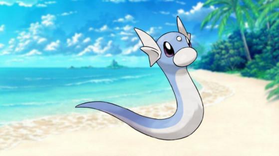 Pokemon Rumble Rush : Rive Minidraco, soluce, astuce