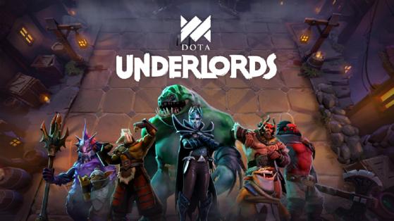 Dota Auto Chess de Valve devient Dota Underlords