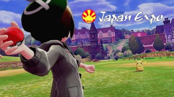 Pokemon Epée et Bouclier : démo jouable à la Japan Expo 2019