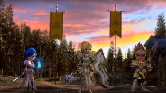Summoners War, SW : rejoindre une guilde, modes de jeu et avantages